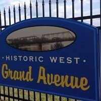West Grand Avenue District of Downtown Eau Claire, WI
