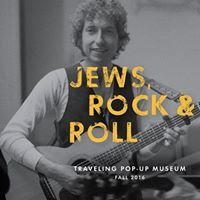 Jews, Rock and Roll Traveling Pop Up Museum