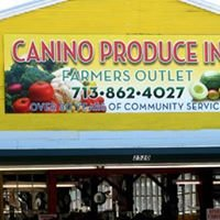 Canino Produce Houston's Farmers Market