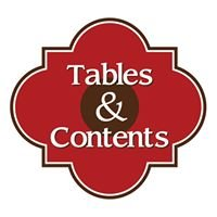 Tables & Contents