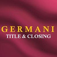 Germani Title & Closing