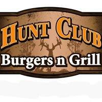 HUNT CLUB Burgers n Grill