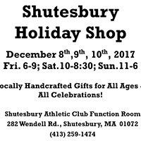 Shutesbury Holiday Shop