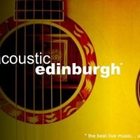 Acoustic Edinburgh