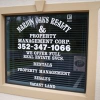 Marion Oaks Realty & Property Management Corp
