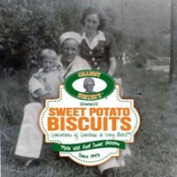 Granny Hester's Sweet Potato Biscuits