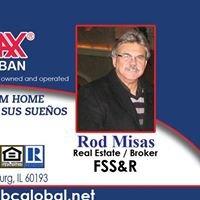Rod Misas Hablo Espanol, English, and French - REMAX Suburban