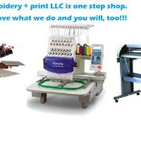 Embroidery + Print LLC