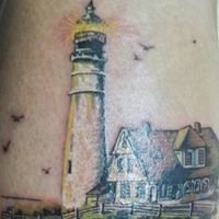Blackbeard's Tattoos