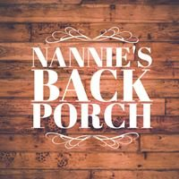 Nannie's Back Porch    Home decor, gifts, vintage finds