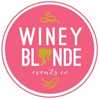 Winey Blonde Events Co.