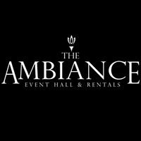 Ambiance Event Hall & Rentals, LLC