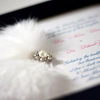 Ink and Elegance Couture Invitations