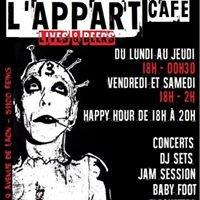 L'AppArt Café - concerts & bières
