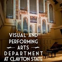 Department of Visual and Performing Arts at Clayton State University