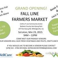 Fall Line Farmers Market