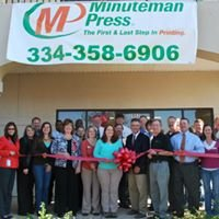 Minuteman Press of Prattville - Printing