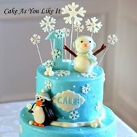 Cake As You Like It