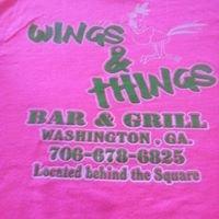 Wings N Things Bar & Grill
