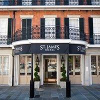 Saint James Hotel, New Orleans, LA