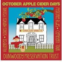 Apple Cider Days - from the Dunwoody Preservation Trust