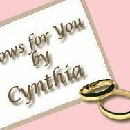Vows for You by Cynthia