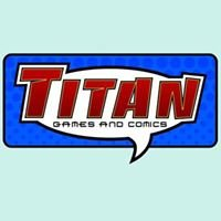 Titan Games & Comics Smyrna