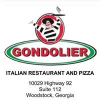 Gondolier Pizza/Woodstock