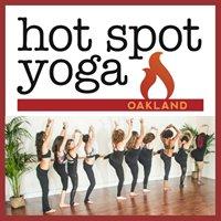 Hot Spot Yoga Oakland