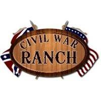 Westwoods' Civil War Ranch