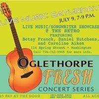 Oglethorpe Fresh Concert Series