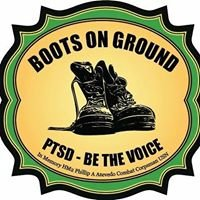 Boots on Ground - Be the Voice