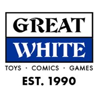 Great White Toys Comics Games