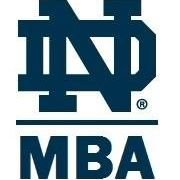 Notre Dame MBA
