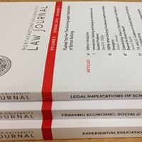 Northeastern University Law Journal