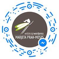 Webdesign . Marjeta Prah-Moses
