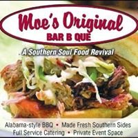 Moe's Original Bar B Que - Atlanta, GA
