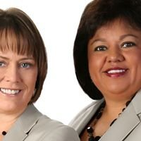Stacy Reed and Christine Campbell Coldwell Banker Olympic