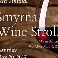 Smyrna Wine Stroll