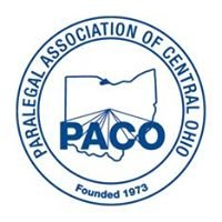Paralegal Association of Central Ohio (PACO)