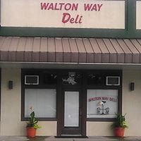 Walton Way Deli