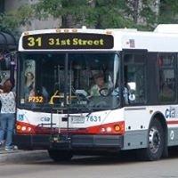 CTA 31 - 31st Street Bus