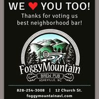 Foggy Mountain Brewpub