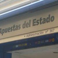 """Admon. de Lotería nº 367 de Madrid """"El Pinguino de ORO"""""""