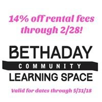 Bethaday Community Learning Space