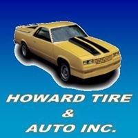 Howard Tire & Auto, Inc.