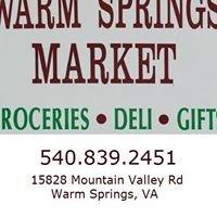 Webb's General Store - Warm Springs, VA
