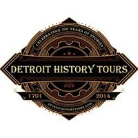 Detroit History Tours and The Detroit History Club