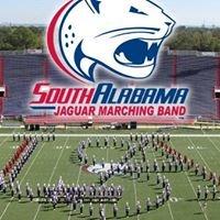 University of South Alabama Jaguar Marching Band