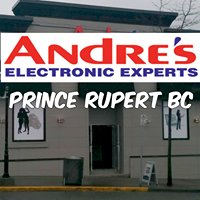 Andre's Electronic Experts - PR